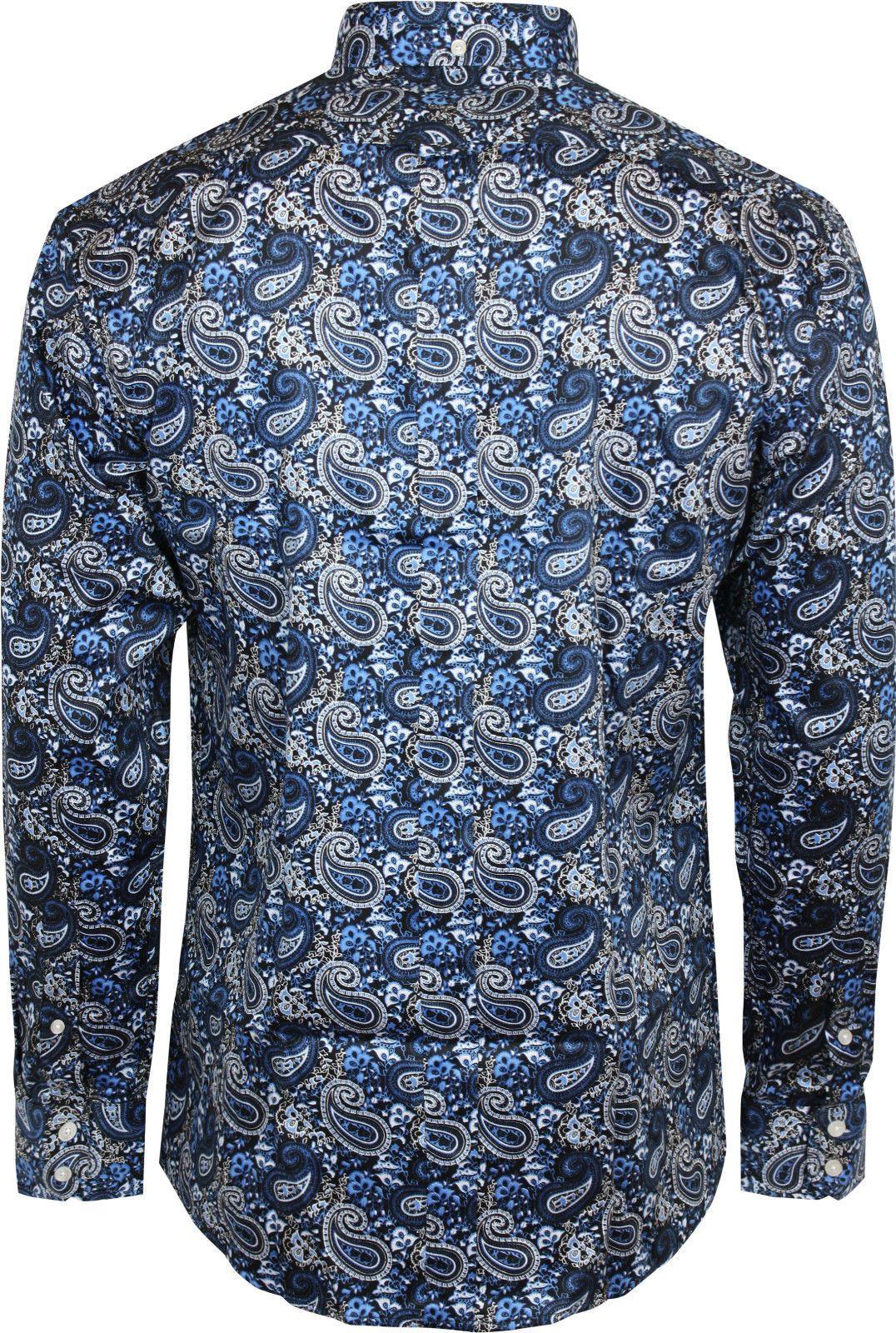 Paisley Shirt Mens Vintage